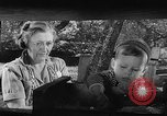 Image of texas ranch lifestyle mid 1940s Kerrville Texas USA, 1945, second 54 stock footage video 65675053501