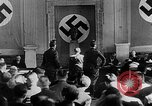 Image of Trial of conspirators in July 20th Plot to kill Adolf Hitler Germany, 1944, second 8 stock footage video 65675053503