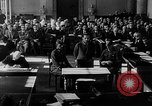 Image of Trial of conspirators in July 20th Plot to kill Adolf Hitler Germany, 1944, second 14 stock footage video 65675053503
