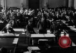 Image of Trial of conspirators in July 20th Plot to kill Adolf Hitler Germany, 1944, second 23 stock footage video 65675053503