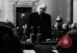 Image of Trial for July 20 Hitler plot Germany, 1944, second 9 stock footage video 65675053507