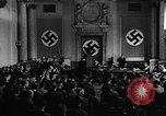 Image of Trial for July 20 Hitler plot Germany, 1944, second 24 stock footage video 65675053507