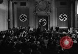 Image of Trial for July 20 Hitler plot Germany, 1944, second 25 stock footage video 65675053507