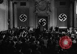 Image of Trial for July 20 Hitler plot Germany, 1944, second 26 stock footage video 65675053507
