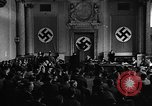 Image of Trial for July 20 Hitler plot Germany, 1944, second 28 stock footage video 65675053507