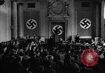Image of Trial for July 20 Hitler plot Germany, 1944, second 29 stock footage video 65675053507