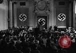 Image of Trial for July 20 Hitler plot Germany, 1944, second 32 stock footage video 65675053507