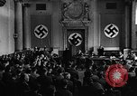 Image of Trial for July 20 Hitler plot Germany, 1944, second 33 stock footage video 65675053507