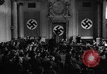 Image of Trial for July 20 Hitler plot Germany, 1944, second 38 stock footage video 65675053507