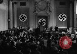 Image of Trial for July 20 Hitler plot Germany, 1944, second 39 stock footage video 65675053507
