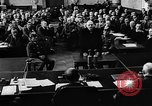 Image of Trial for July 20 Hitler plot Germany, 1944, second 47 stock footage video 65675053507