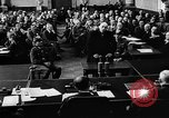 Image of Trial for July 20 Hitler plot Germany, 1944, second 57 stock footage video 65675053507