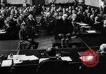 Image of Trial for July 20 Hitler plot Germany, 1944, second 58 stock footage video 65675053507