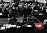 Image of Trial for July 20 Hitler plot Germany, 1944, second 61 stock footage video 65675053507