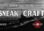 Image of sneak craft United States USA, 1945, second 23 stock footage video 65675053510