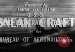 Image of sneak craft United States USA, 1945, second 26 stock footage video 65675053510