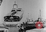 Image of Italian MTSM and German Wendel sneak craft torpedo explosive boats United States USA, 1945, second 5 stock footage video 65675053514