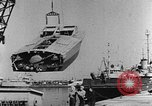 Image of Italian MTSM and German Wendel sneak craft torpedo explosive boats United States USA, 1945, second 6 stock footage video 65675053514