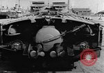 Image of Italian MTSM and German Wendel sneak craft torpedo explosive boats United States USA, 1945, second 18 stock footage video 65675053514