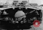 Image of Italian MTSM and German Wendel sneak craft torpedo explosive boats United States USA, 1945, second 19 stock footage video 65675053514