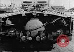 Image of Italian MTSM and German Wendel sneak craft torpedo explosive boats United States USA, 1945, second 21 stock footage video 65675053514