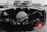 Image of Italian MTSM and German Wendel sneak craft torpedo explosive boats United States USA, 1945, second 22 stock footage video 65675053514