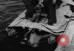 Image of Italian MTSM and German Wendel sneak craft torpedo explosive boats United States USA, 1945, second 27 stock footage video 65675053514