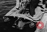 Image of Italian MTSM and German Wendel sneak craft torpedo explosive boats United States USA, 1945, second 28 stock footage video 65675053514