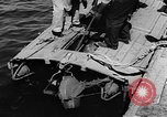 Image of Italian MTSM and German Wendel sneak craft torpedo explosive boats United States USA, 1945, second 29 stock footage video 65675053514