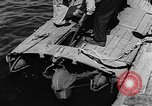 Image of Italian MTSM and German Wendel sneak craft torpedo explosive boats United States USA, 1945, second 32 stock footage video 65675053514