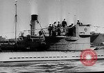 Image of Allied convoys Mediterranean Sea, 1943, second 38 stock footage video 65675053518