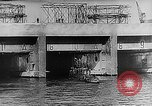 Image of Allied convoys Mediterranean Sea, 1943, second 39 stock footage video 65675053518
