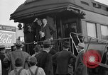 Image of President Roosevelt arriving at the Little White House Georgia United States USA, 1935, second 3 stock footage video 65675053527