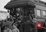 Image of President Roosevelt arriving at the Little White House Georgia United States USA, 1935, second 4 stock footage video 65675053527