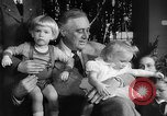 Image of Franklin Roosevelt Hyde Park New York USA, 1943, second 37 stock footage video 65675053537