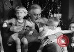 Image of Franklin Roosevelt Hyde Park New York USA, 1943, second 39 stock footage video 65675053537