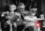 Image of Franklin Roosevelt Hyde Park New York USA, 1943, second 40 stock footage video 65675053537