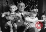 Image of Franklin Roosevelt Hyde Park New York USA, 1943, second 41 stock footage video 65675053537