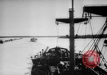 Image of Ice breaker Mackinaw Lake Michigan United States USA, 1945, second 35 stock footage video 65675053544