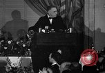 Image of Franklin Roosevelt Washington DC USA, 1941, second 19 stock footage video 65675053546