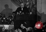 Image of Franklin Roosevelt Washington DC USA, 1941, second 21 stock footage video 65675053546