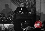Image of Franklin Roosevelt Washington DC USA, 1941, second 28 stock footage video 65675053546
