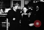 Image of Wendell Wilkie London England United Kingdom, 1941, second 36 stock footage video 65675053554