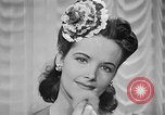 Image of Models New York City USA, 1941, second 12 stock footage video 65675053555