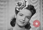 Image of Models New York City USA, 1941, second 14 stock footage video 65675053555