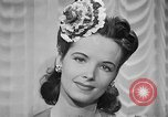 Image of Models New York City USA, 1941, second 15 stock footage video 65675053555