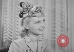Image of Models New York City USA, 1941, second 28 stock footage video 65675053555