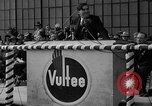 Image of Wendell Wilkie Nashville Tennessee USA, 1941, second 16 stock footage video 65675053562