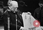 Image of Winston Churchill United Kingdom, 1941, second 21 stock footage video 65675053571