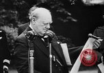Image of Winston Churchill United Kingdom, 1941, second 25 stock footage video 65675053571